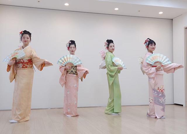 日本舞踊研究同好会