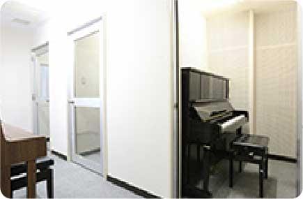 防音練習室
