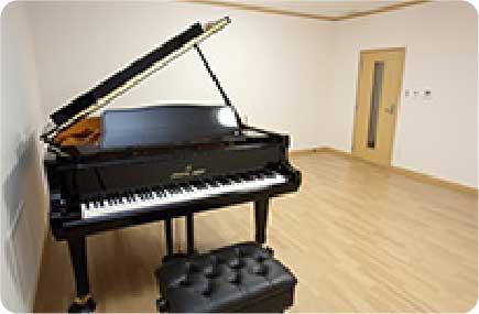 楽器練習室