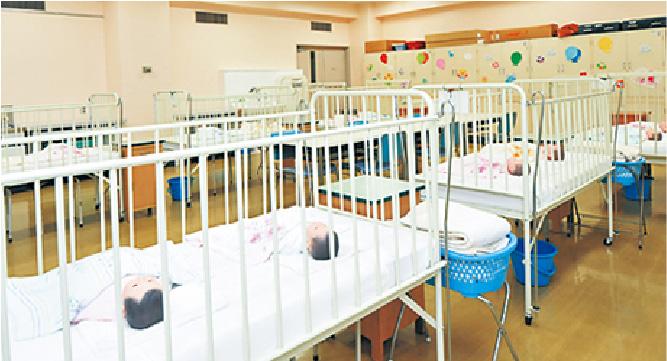 小児保健実習室