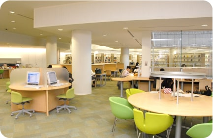 川並弘昭記念図書館